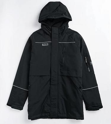 Primitive X DBS Goku Black Rose Parka Jacket Blk