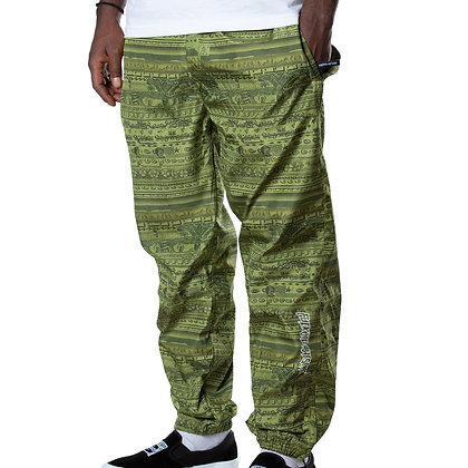 Fucking Awesome Stacked Track Pant Grn