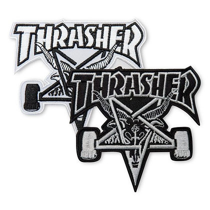 Thrasher Skategoath Patch