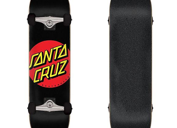 """Santa Cruz 8"""" Classic Dot Full Sk8 Completes"""