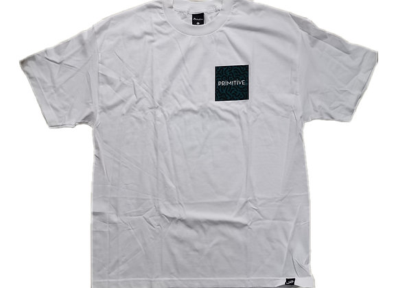 Primitive Break T-shirt wht