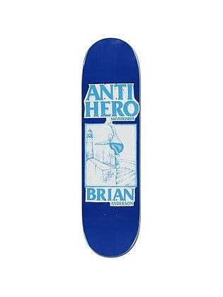 Antihero Brian Lancer