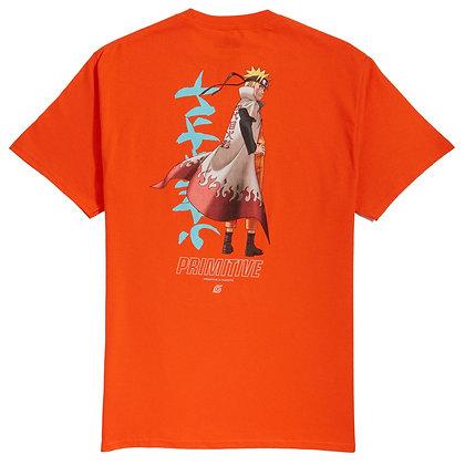 Primitive X Naruto Sage Tshirt orange