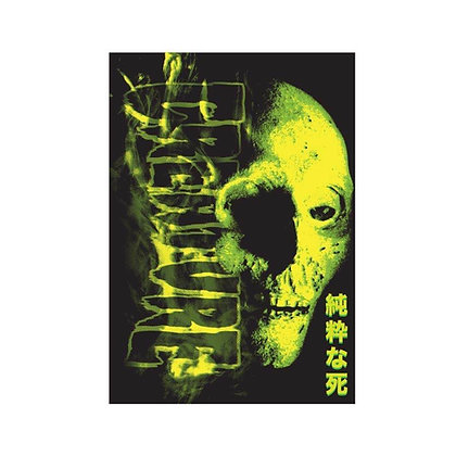 Creature Mutant Sticker 9x13cm