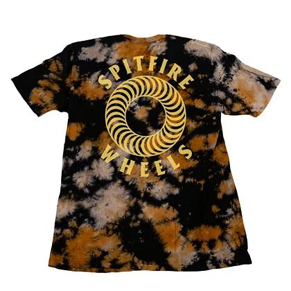 Spitfire Hollow Classic T-shirt Wash drk/rd