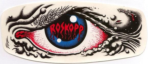 Santa Cruz Rob Roskopp Eye Sticker 15* 7 cm