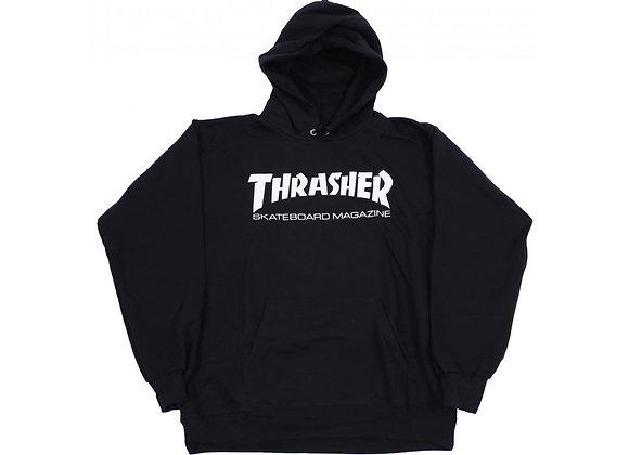 Thrasher Skate Mag Hood blk