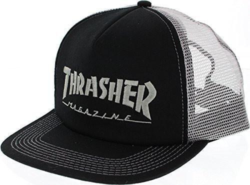 Thrasher Skate Mag Embroidered Snapback