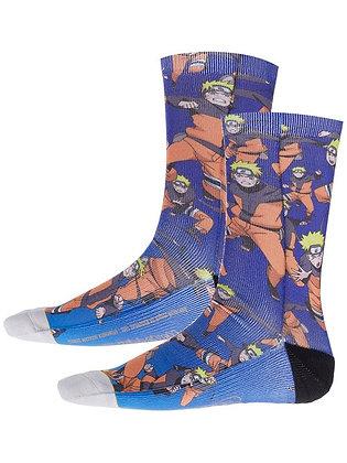Primitive x Naruto Shadow Clone Sock blu
