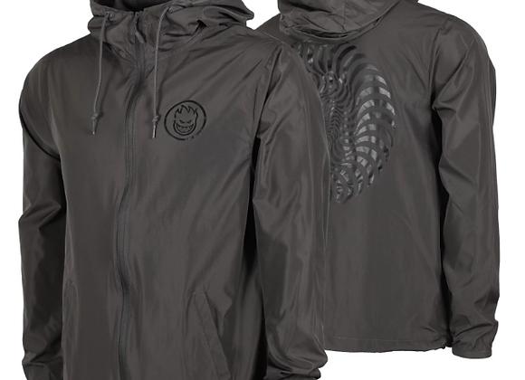 Spitfire Classic Swirl Jacket graphite/blk