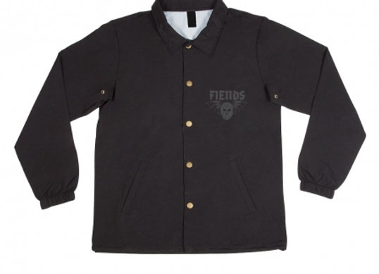 CREATURE The Fiends Impermeable Coach Jacket.