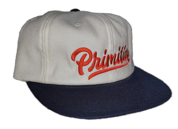 Primitive Logo Snapback