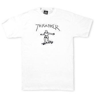Thrasher Gonz T-shirt wht