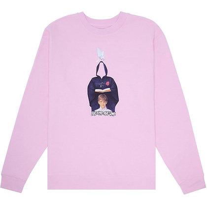Fucking Awesome In The Name Crewneck Pnk