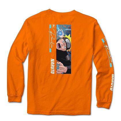 Primitive X Naruto Combat Shirt LS Org