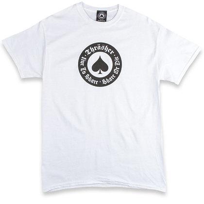 Thrasher Oath Tshirt Wht