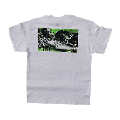 SVS Buitres Tshirt Wht