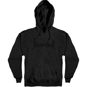 KROOKED Hood Signature Black.