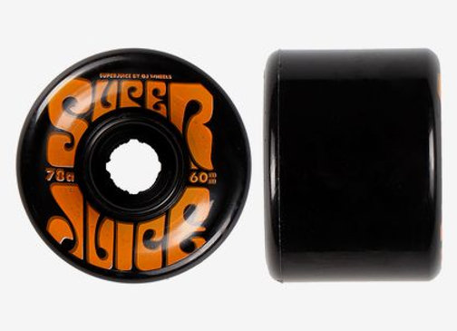 OJ 60mm 78A Super Juice Blk