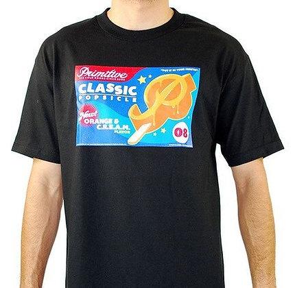 Primitive Treat Tshirt blk