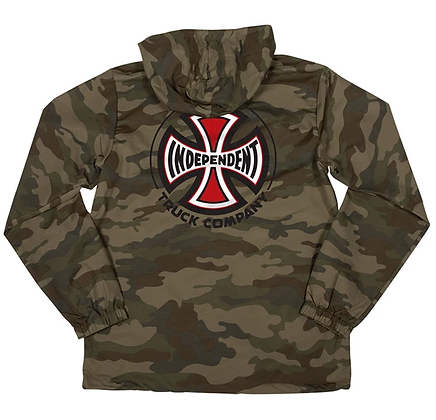Independent Truck Co Jacket camo