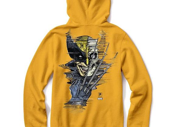 Primitive X Marvel Wolverine Hood Gld