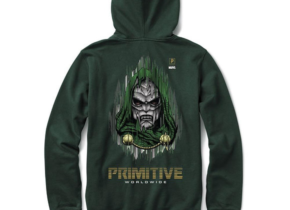 Primitive X Marvel Doom Hood Grn