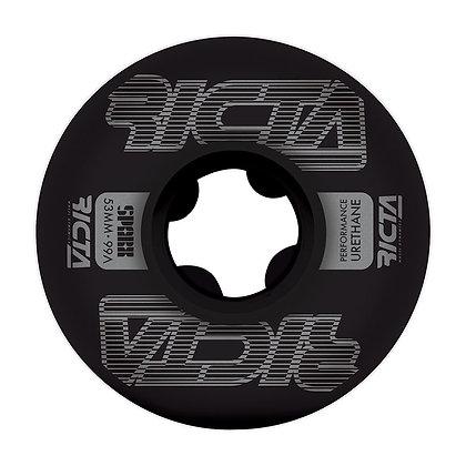 Ricta 53mm 99A Framework Sparx Blk