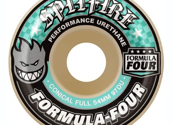 Spitfire F4 54mm 97D Conicall Full Nat