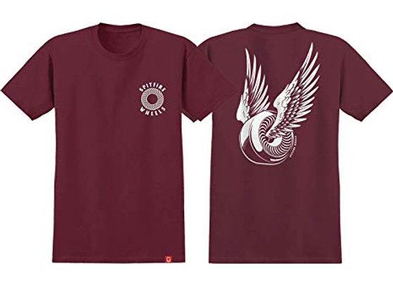 Spitfire Og Classic Tshirt Burg