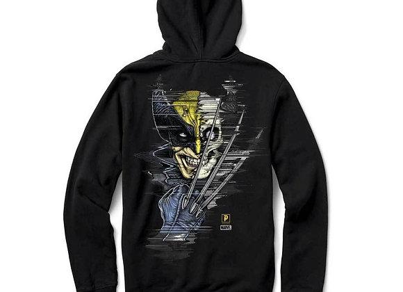 Primitive X Marvel Wolverine Hood Blk