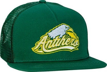 Anti Hero Spew Eagle trucker green