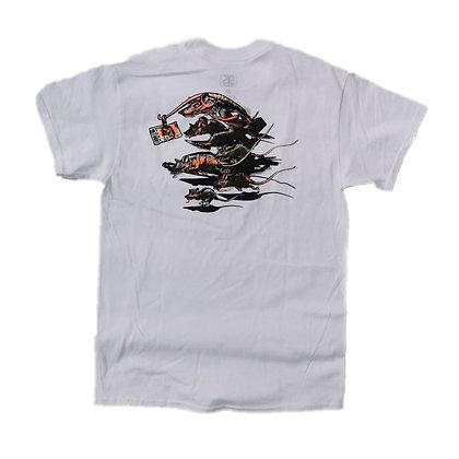 SVS Ratas Tshirt Wht