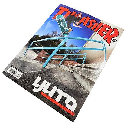 Thrasher Magazine Junio 2021