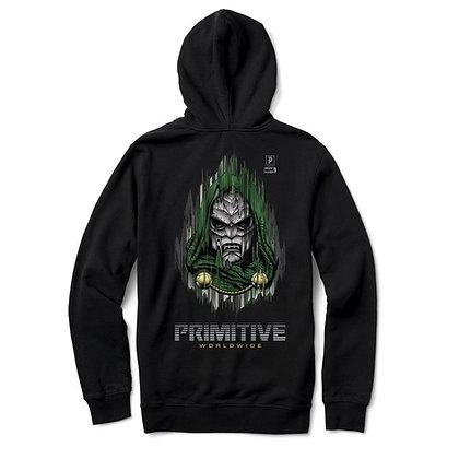 Primitive X Marvel Doom Hood Blk