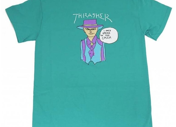 Thrasher Gonz Cash Tshirt Jade