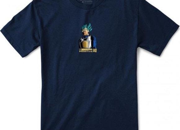 Primitive X DBS Shadow Vegeta T-shirt nvy