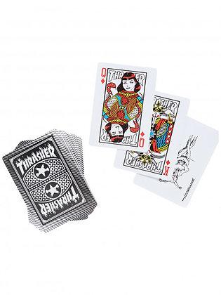Thrasher Poker Card Game