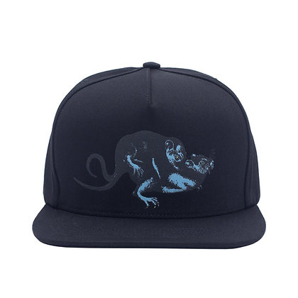Fucking Awesome Rat Pack Snapback Blk