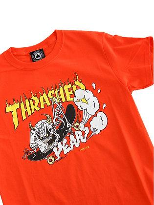 Thrasher 40 Años Neckface Tshirt Org