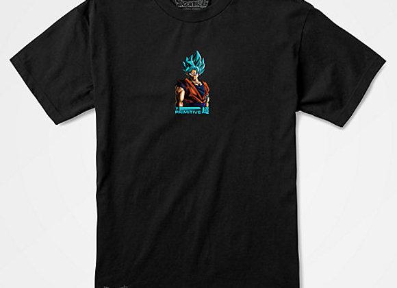 Primitive X DBS Shadow Goku T-shirt