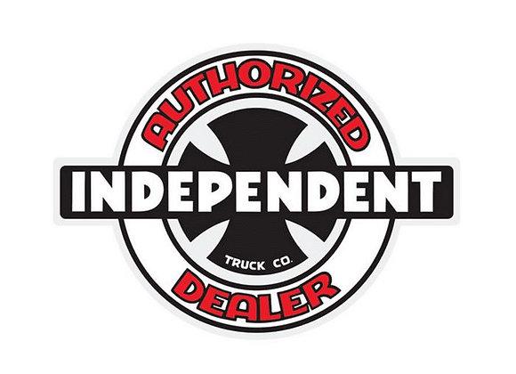 Independent OG Authorized Dealer Sticker