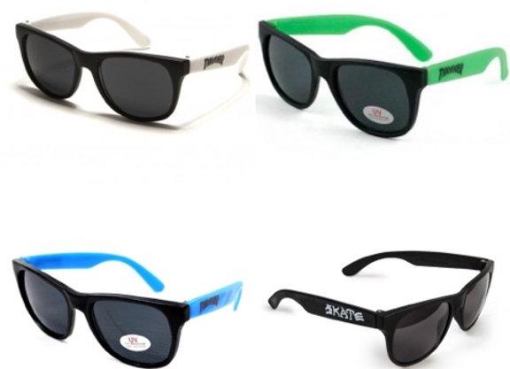 Thrasher  Skate and Destroy Sunglasses