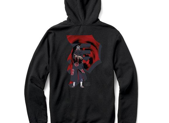 Primitive x Naruto Kakuzu Hood blk