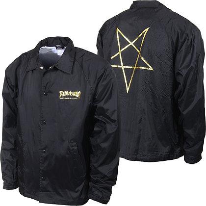 Thrasher Pentagram Jacket Blk
