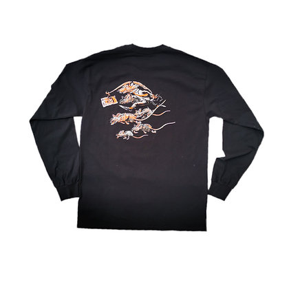 SVS Ratas Shirt LS Blk