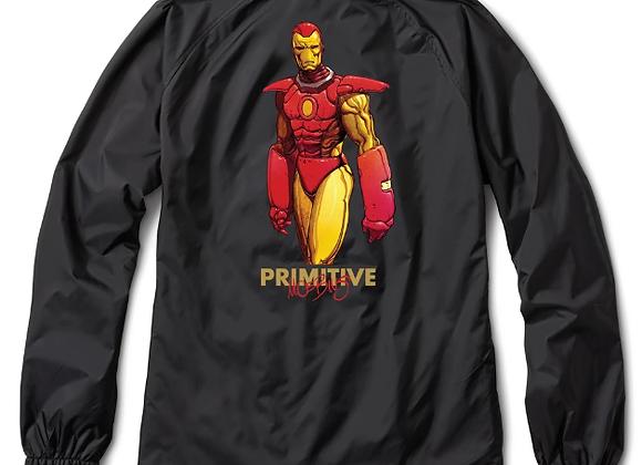 Primitive Iron Man Jacket blk