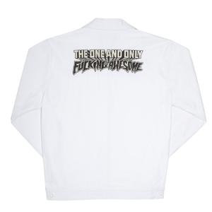 Fucking Awesome One And Only Jacket Wht