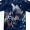 Thumbnail: Primitive X Marvel Venom Washed Tshirt Blu
