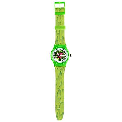 Santa Cruz Slime Balls Wrist Watch Grn